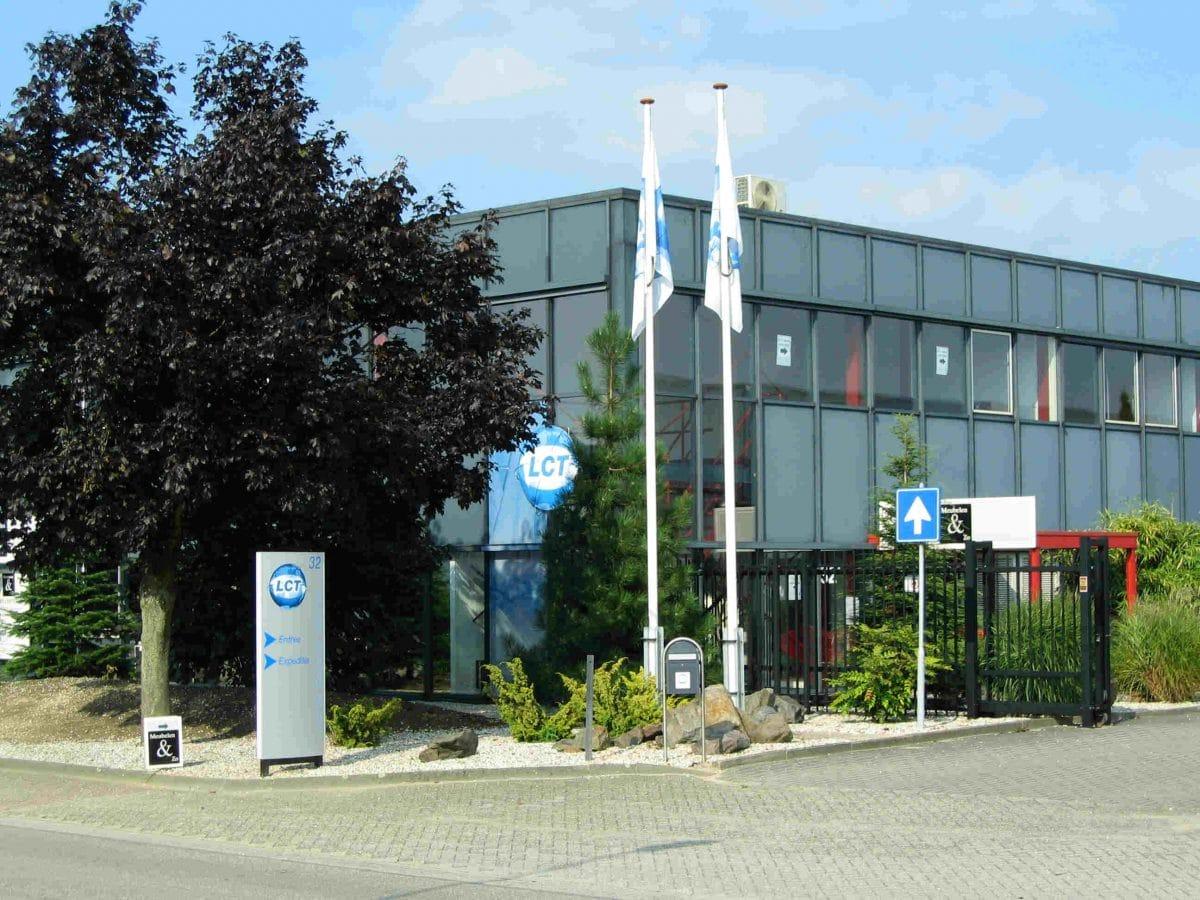 LCT-Textilligence bedrijfspand