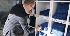 handheld UHF RFID scanner inventory control