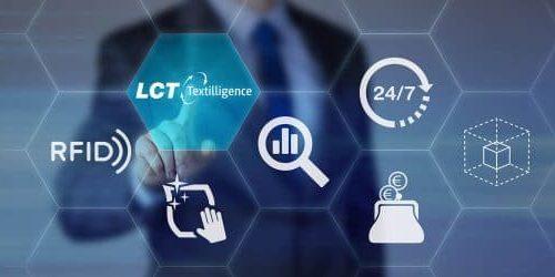 LCT-Textilligence pijlers RFID 24/7 kostenbesparend ruimtebesparend hygiëne transparantie